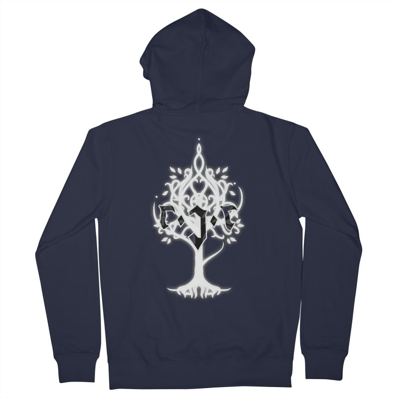 White Tree Awards VII Women's French Terry Zip-Up Hoody by Q101 Shop