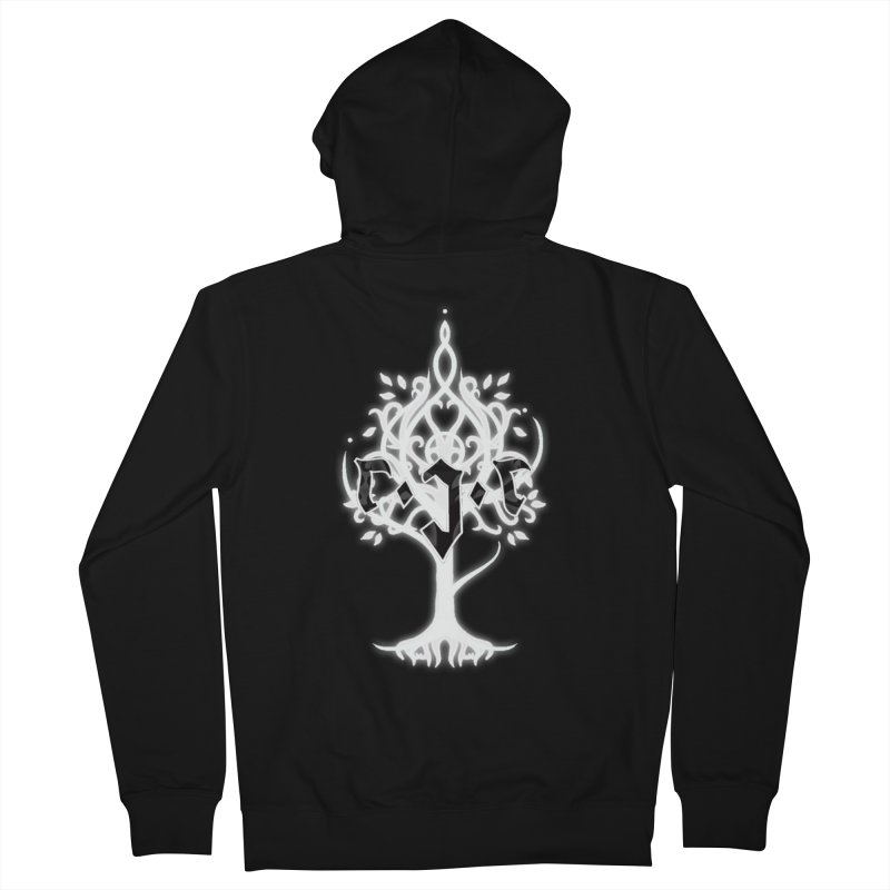 White Tree Awards VII Men's French Terry Zip-Up Hoody by Q101 Shop