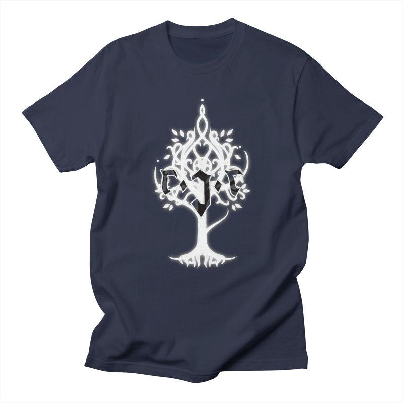 White Tree Awards VII Men's Regular T-Shirt by Q101 Shop
