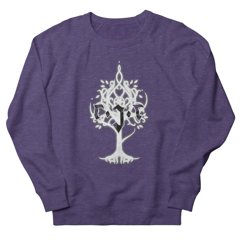 White Tree Awards VII Men's French Terry Sweatshirt by Q101 Shop
