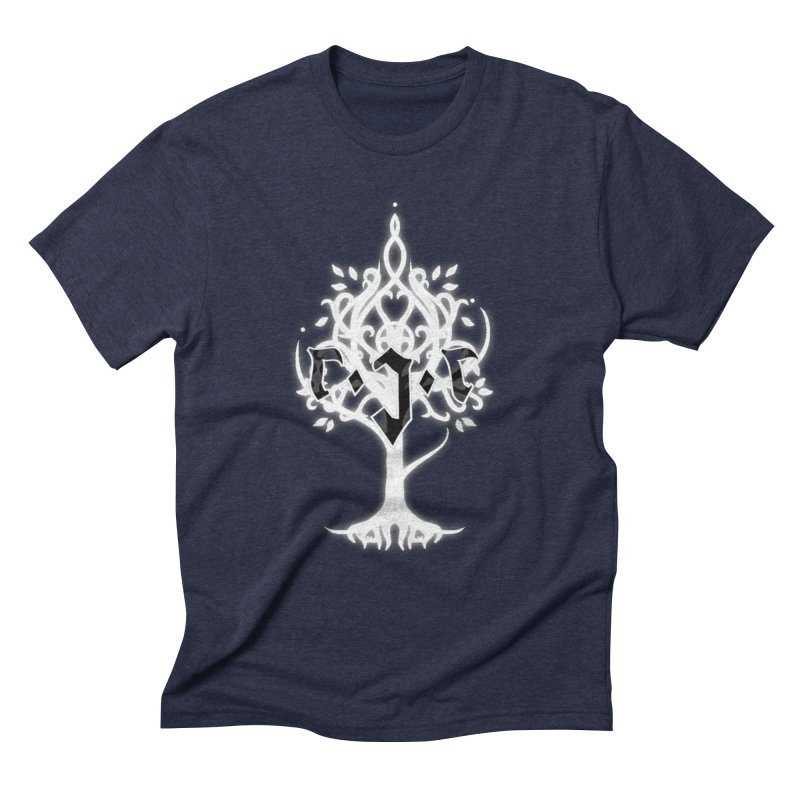 White Tree Awards VII Men's Triblend T-Shirt by Q101 Shop
