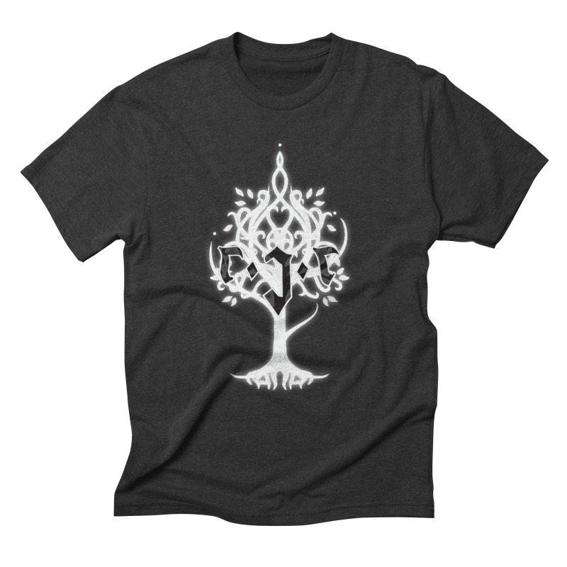 White Tree Awards VII Men's Triblend T-Shirt by Q101 Shop