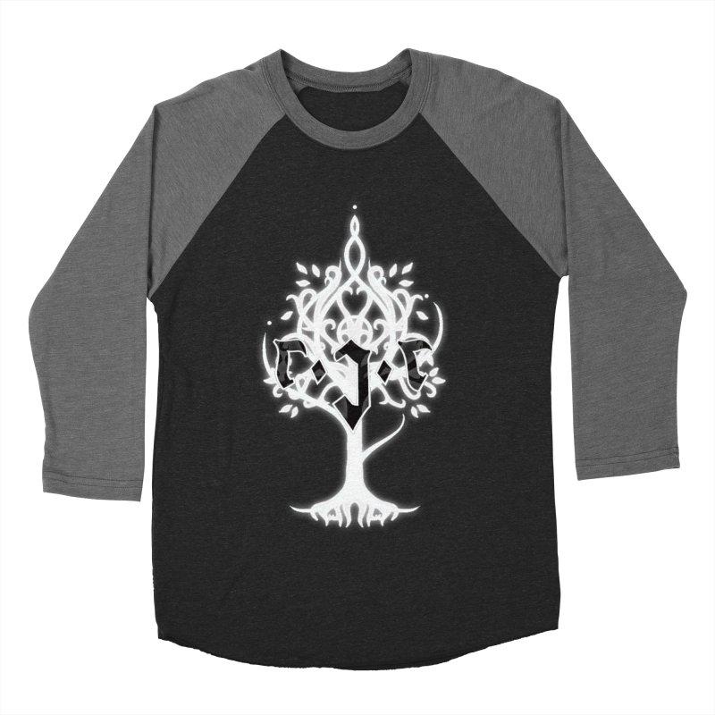 White Tree Awards VII Men's Baseball Triblend Longsleeve T-Shirt by Q101 Shop