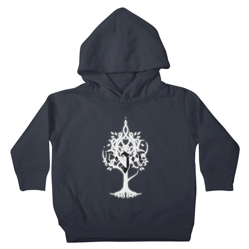 White Tree Awards VII Kids Toddler Pullover Hoody by Q101 Shop
