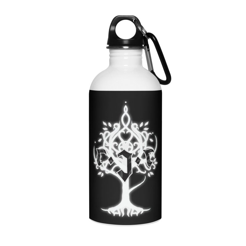 White Tree Awards VII Accessories Water Bottle by Q101 Shop