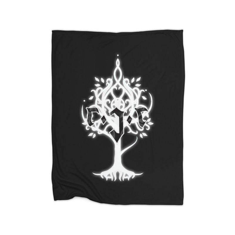 White Tree Awards VII Home Fleece Blanket Blanket by Q101 Shop