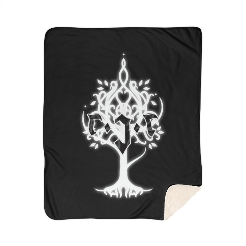 White Tree Awards VII Home Sherpa Blanket Blanket by Q101 Shop