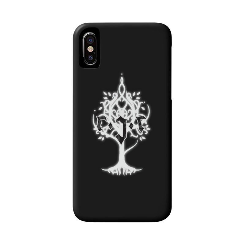 White Tree Awards VII Accessories Phone Case by Q101 Shop