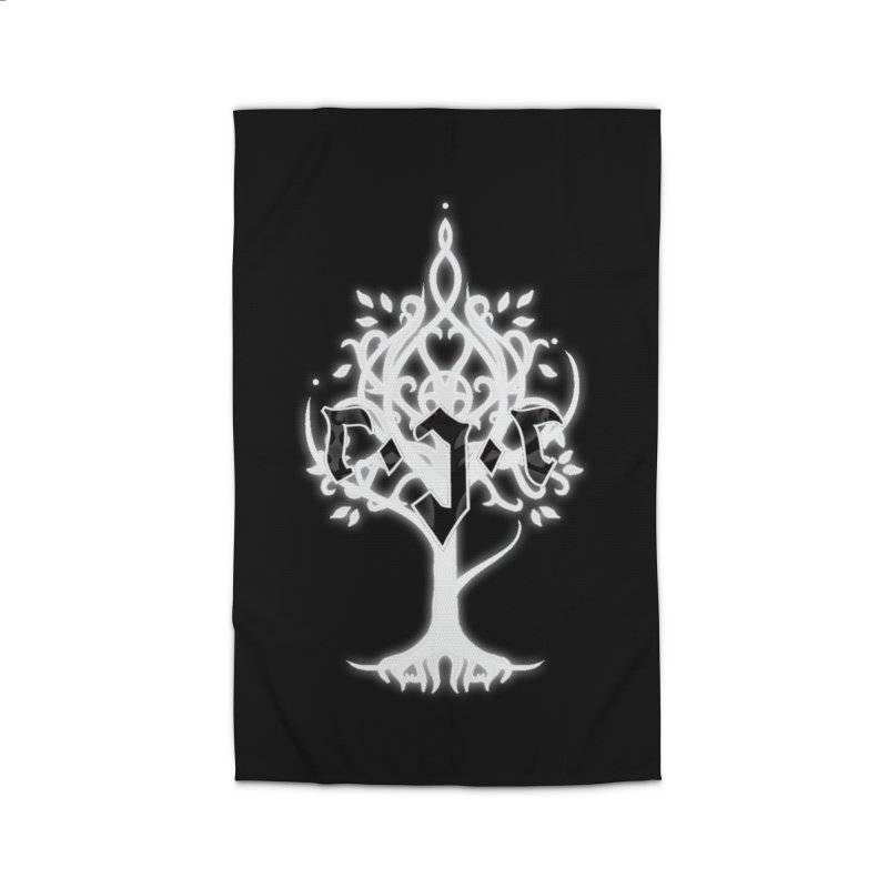 White Tree Awards VII Home Rug by Q101 Shop