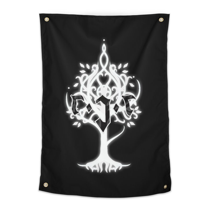 White Tree Awards VII Home Tapestry by Q101 Shop