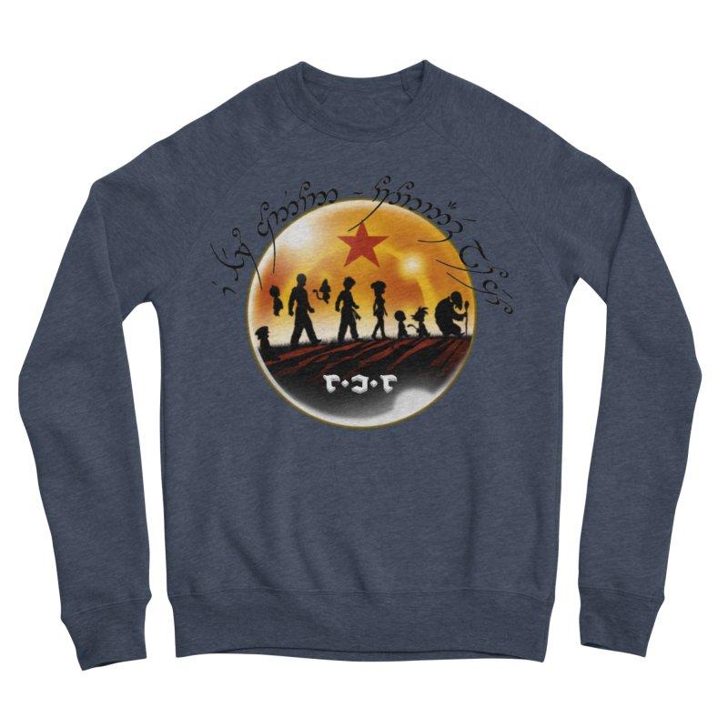 The Lord of the Balls - The Fellowship of the Dragon Women's Sponge Fleece Sweatshirt by Q101 Shop