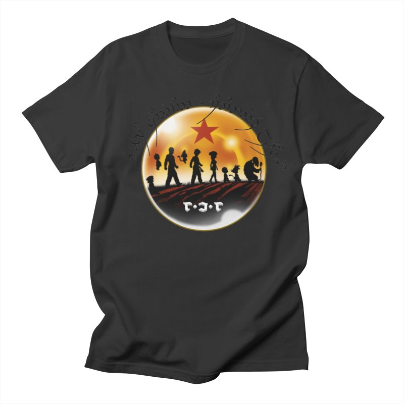 The Lord of the Balls - The Fellowship of the Dragon Men's Regular T-Shirt by Q101 Shop