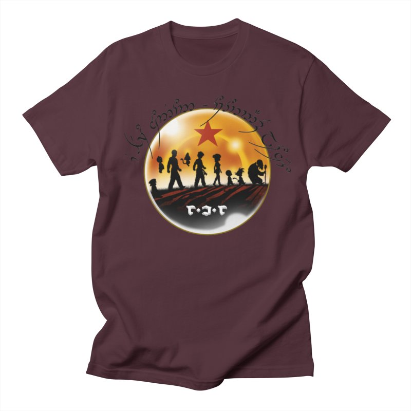 The Lord of the Balls - The Fellowship of the Dragon Women's Regular Unisex T-Shirt by Q101 Shop