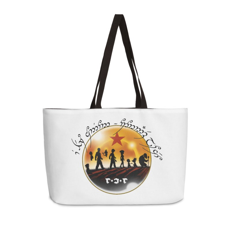 The Lord of the Balls - The Fellowship of the Dragon Accessories Weekender Bag Bag by Q101 Shop