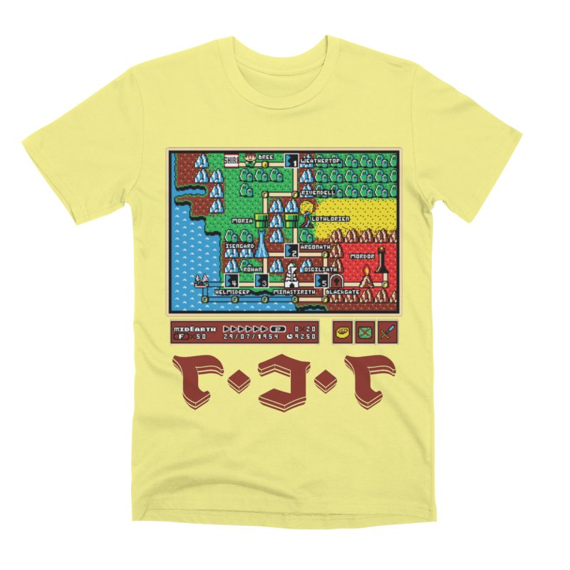 Super Fellowship Bros Men's Premium T-Shirt by Q101 Shop