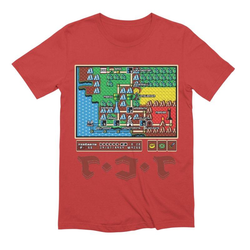 Super Fellowship Bros Men's Extra Soft T-Shirt by Q101 Shop