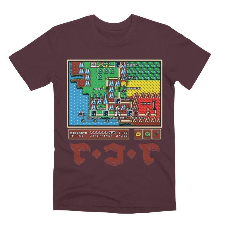 Super Fellowship Bros Men's Premium T-Shirt by Q101 Shop