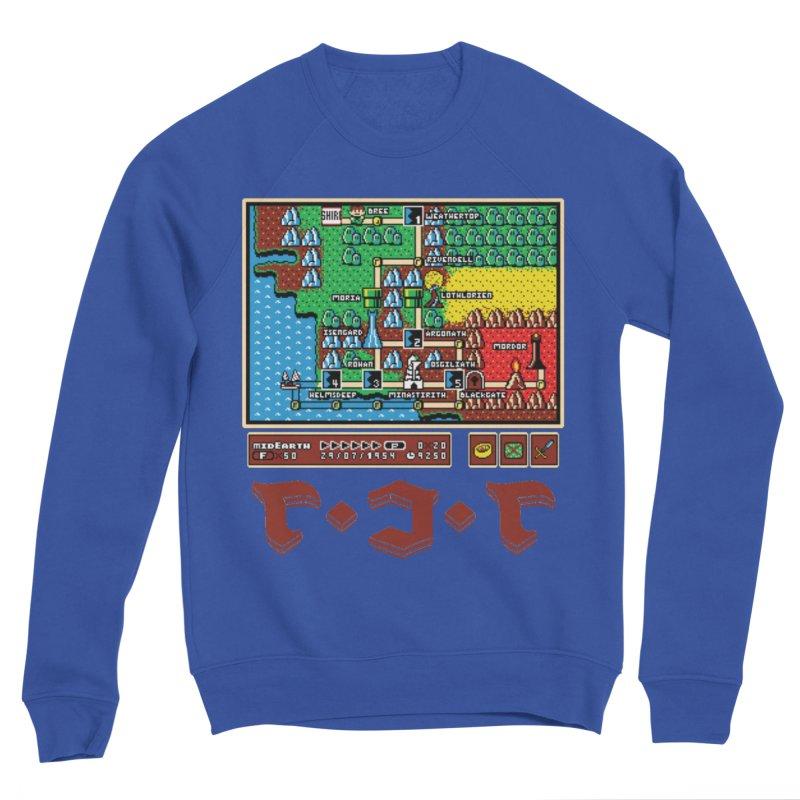 Super Fellowship Bros Women's Sponge Fleece Sweatshirt by Q101 Shop
