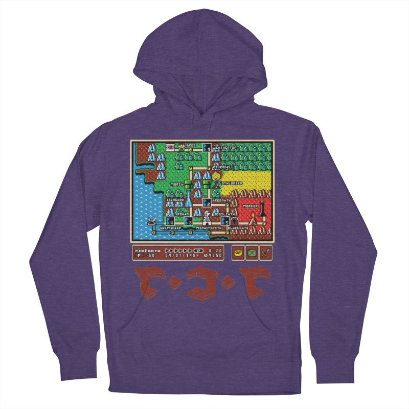 Super Fellowship Bros Men's French Terry Pullover Hoody by Q101 Shop