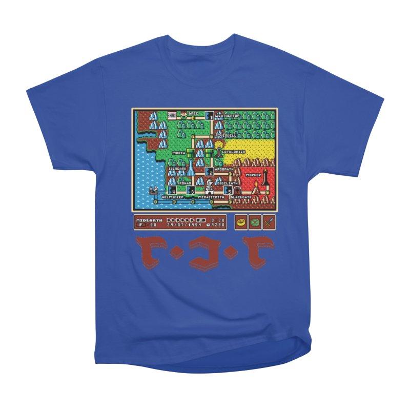 Super Fellowship Bros Men's Heavyweight T-Shirt by Q101 Shop
