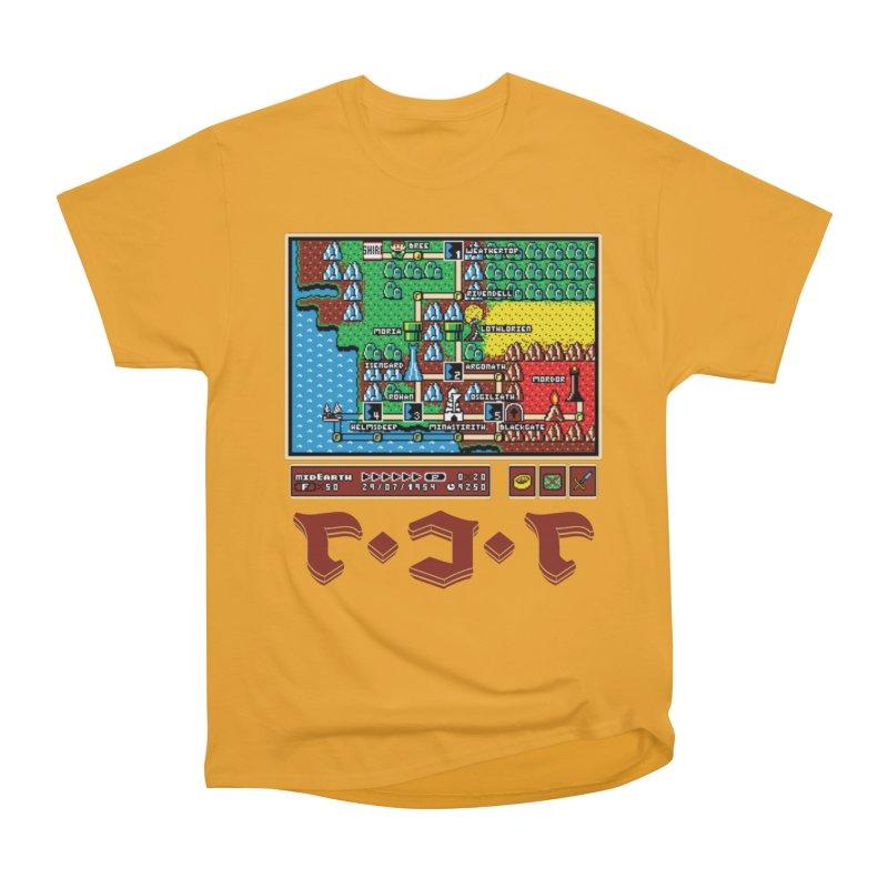 Super Fellowship Bros Women's Heavyweight Unisex T-Shirt by Q101 Shop