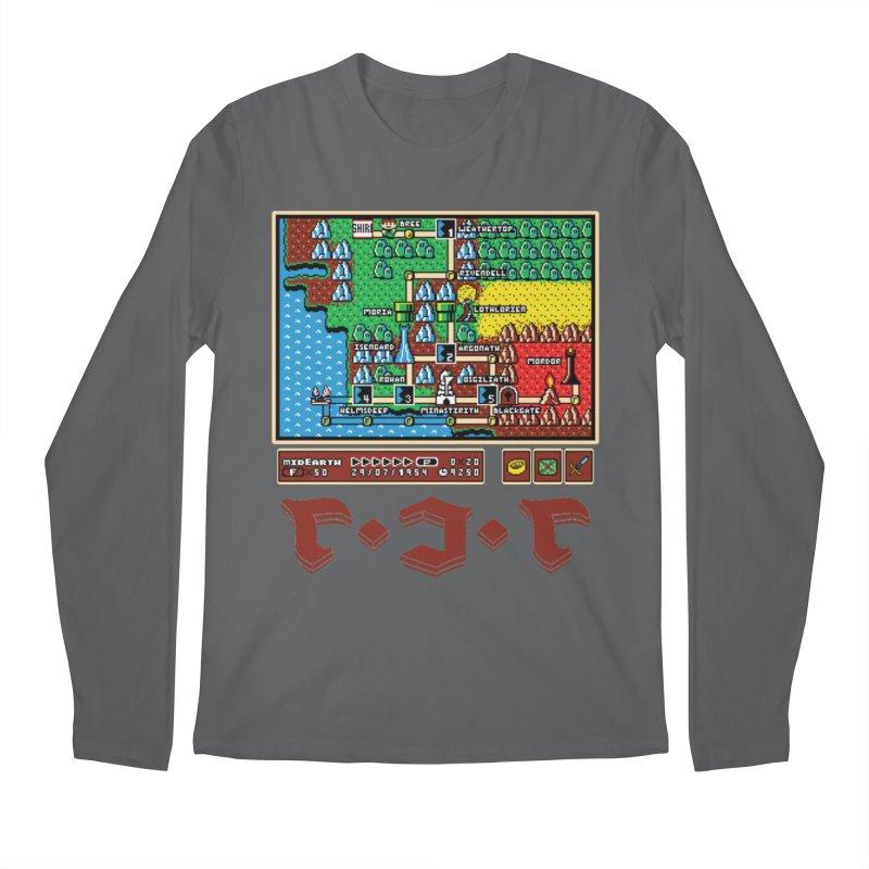 Super Fellowship Bros Men's Regular Longsleeve T-Shirt by Q101 Shop