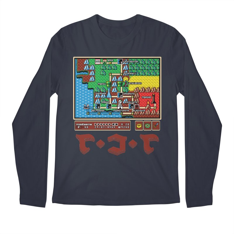 Super Fellowship Bros Men's Regular Longsleeve T-Shirt by Q101 Shop