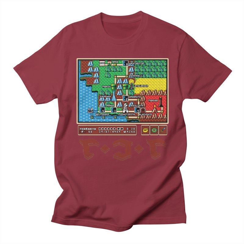 Super Fellowship Bros Women's Regular Unisex T-Shirt by Q101 Shop