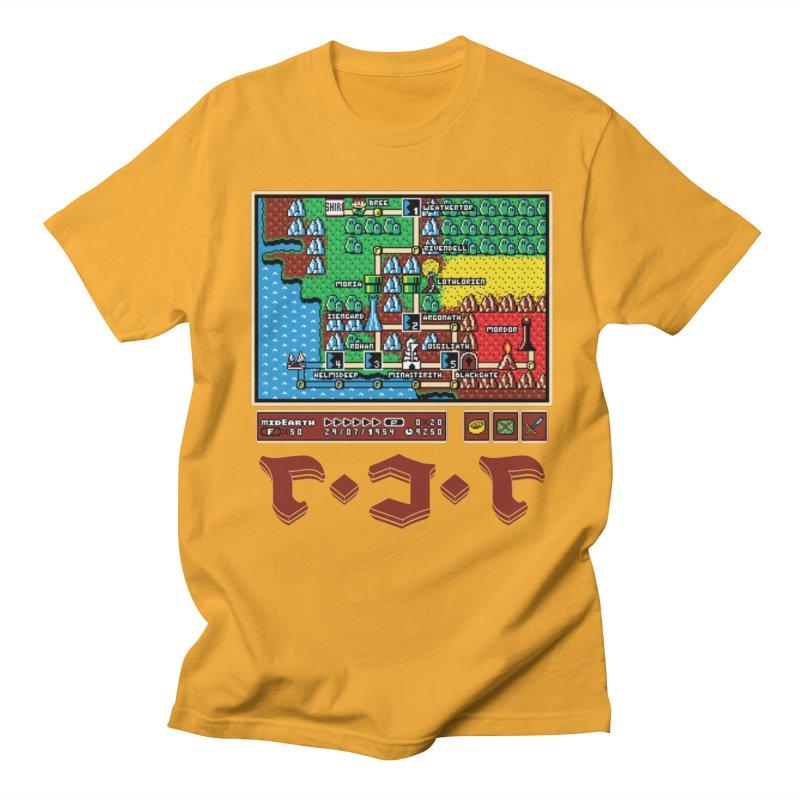 Super Fellowship Bros Men's Regular T-Shirt by Q101 Shop