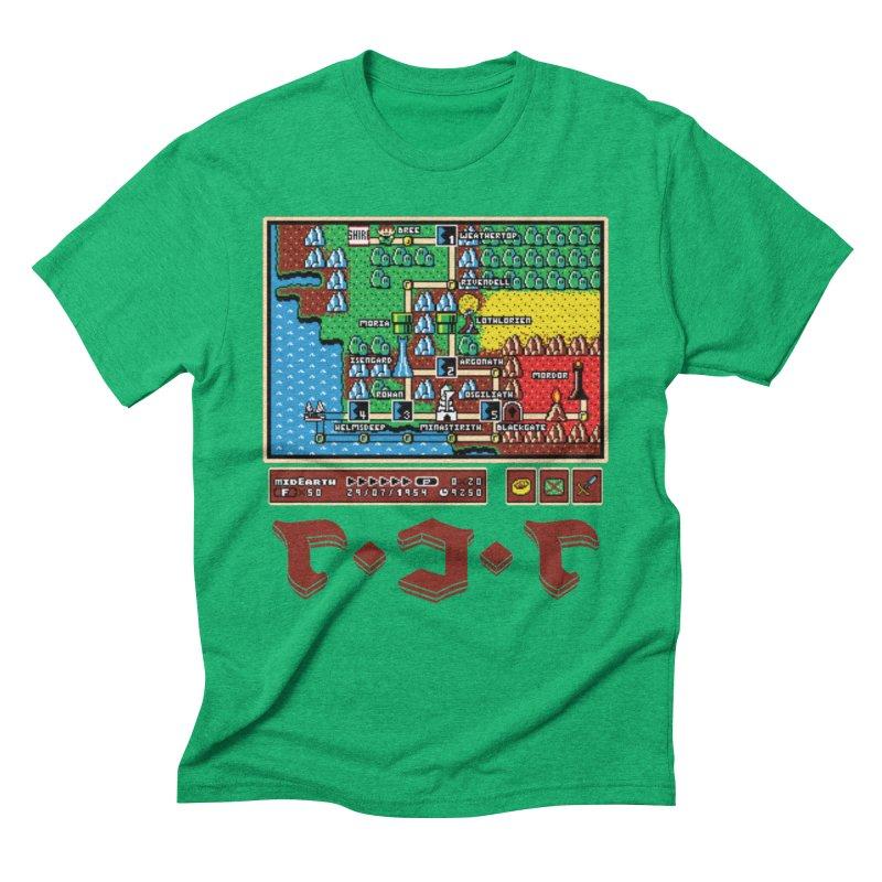 Super Fellowship Bros Men's Triblend T-Shirt by Q101 Shop