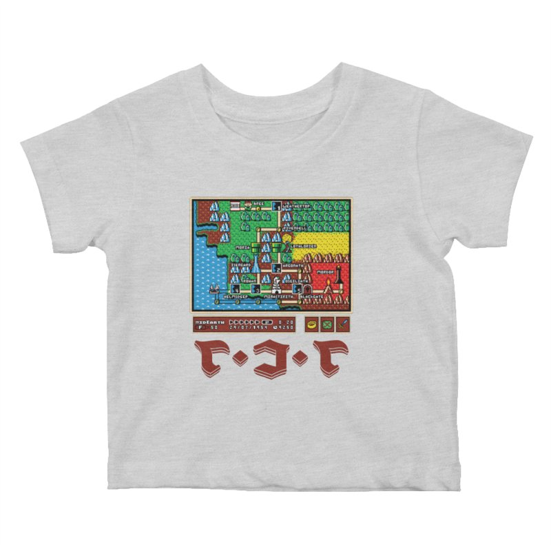 Super Fellowship Bros Kids Baby T-Shirt by Q101 Shop