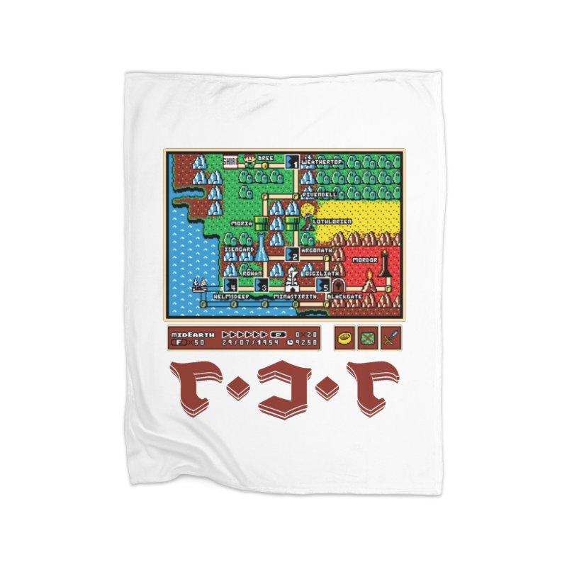 Super Fellowship Bros Home Fleece Blanket Blanket by Q101 Shop