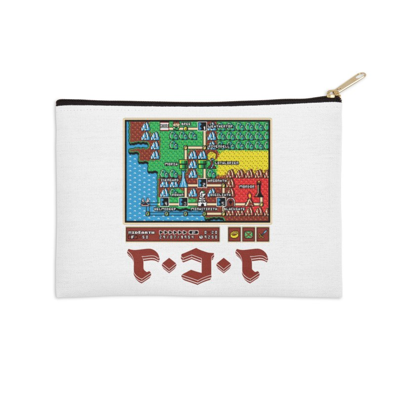 Super Fellowship Bros Accessories Zip Pouch by Q101 Shop