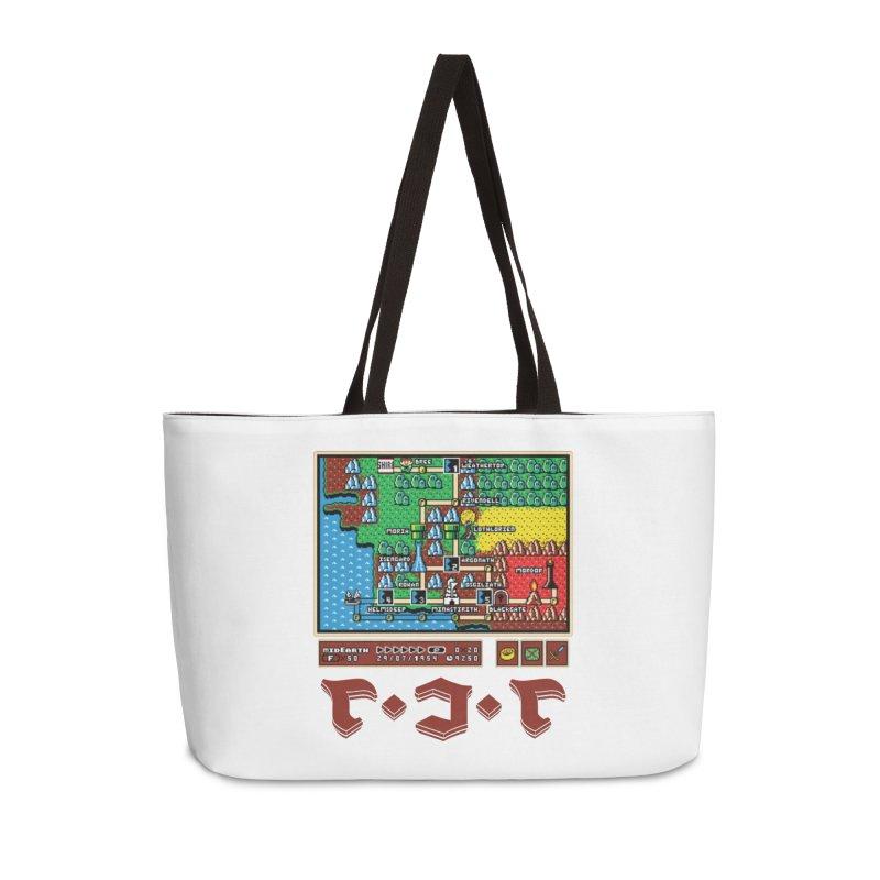 Super Fellowship Bros Accessories Weekender Bag Bag by Q101 Shop