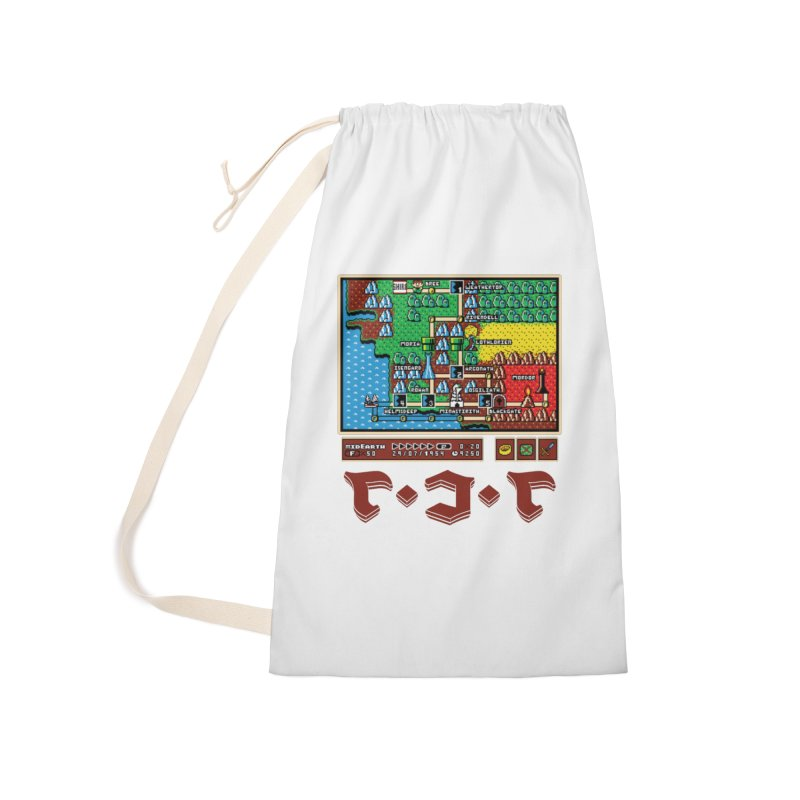 Super Fellowship Bros Accessories Laundry Bag Bag by Q101 Shop