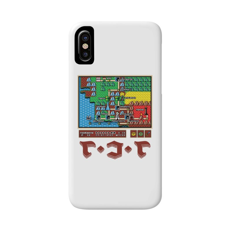 Super Fellowship Bros Accessories Phone Case by Q101 Shop