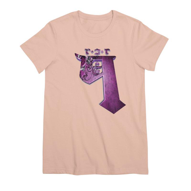 Q101 Coirë 2.0 Women's Premium T-Shirt by Q101 Shop