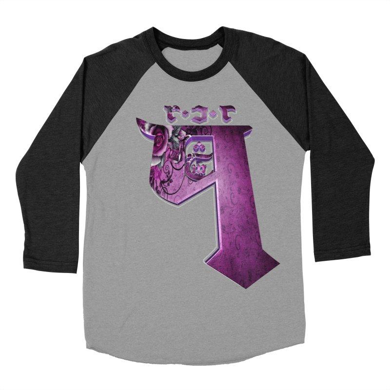 Q101 Coirë 2.0 Men's Baseball Triblend Longsleeve T-Shirt by Q101 Shop