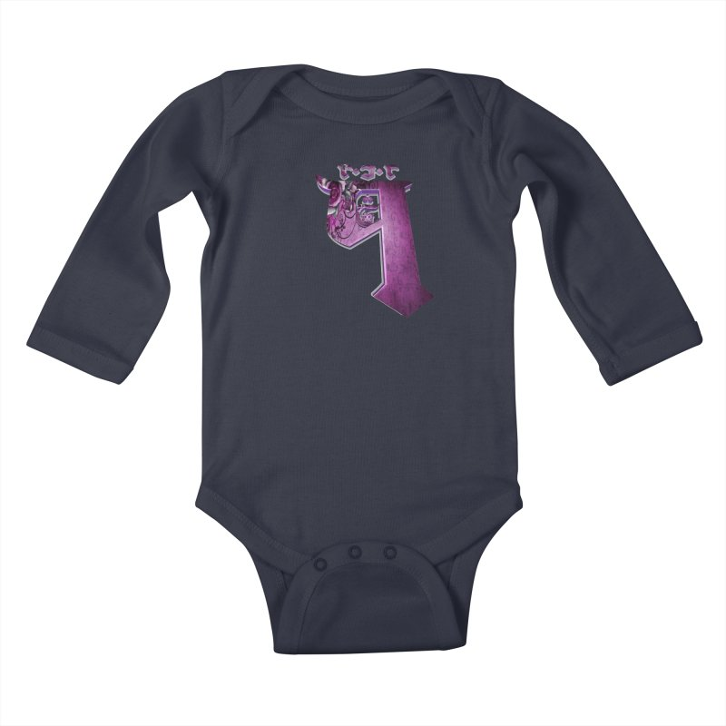 Q101 Coirë 2.0 Kids Baby Longsleeve Bodysuit by Q101 Shop