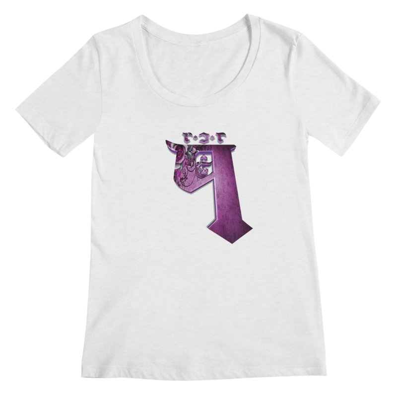 Q101 Coirë 2.0 Women's Regular Scoop Neck by Q101 Shop
