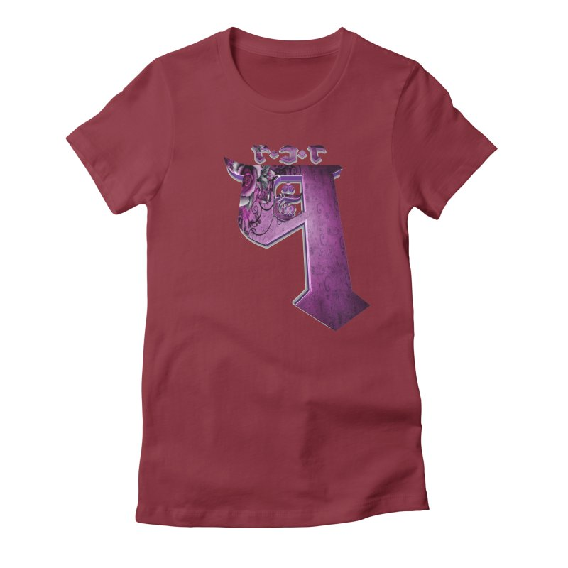 Q101 Coirë 2.0 Women's Fitted T-Shirt by Q101 Shop