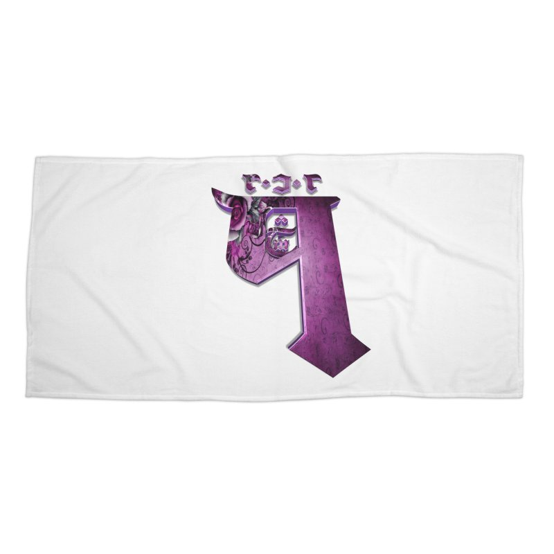 Q101 Coirë 2.0 Accessories Beach Towel by Q101 Shop