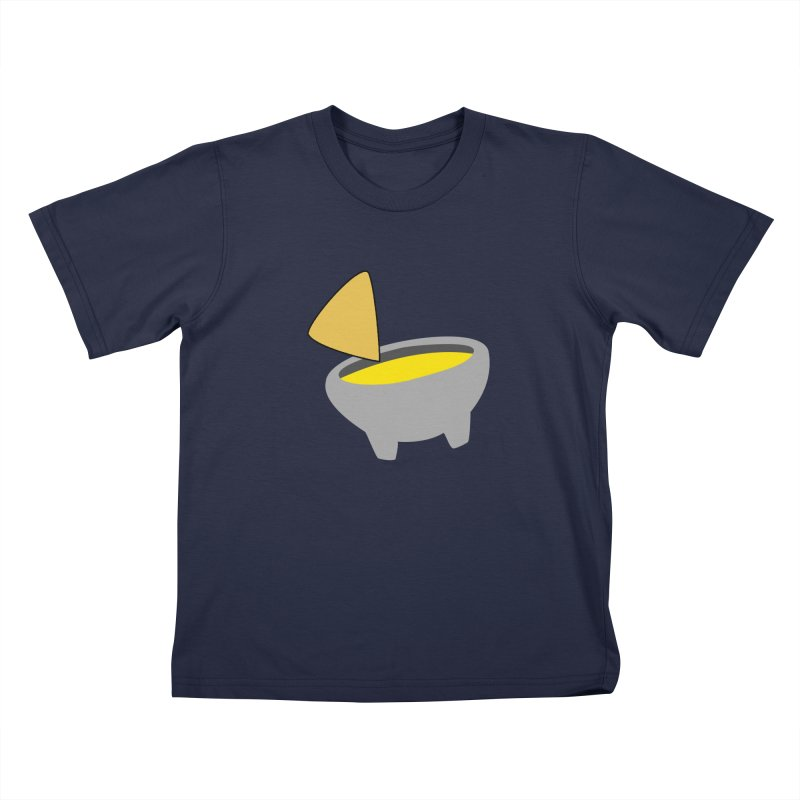 I Love Queso So Much - Chips and Queso Logo Kids T-Shirt by I Love Queso So Much - Shop