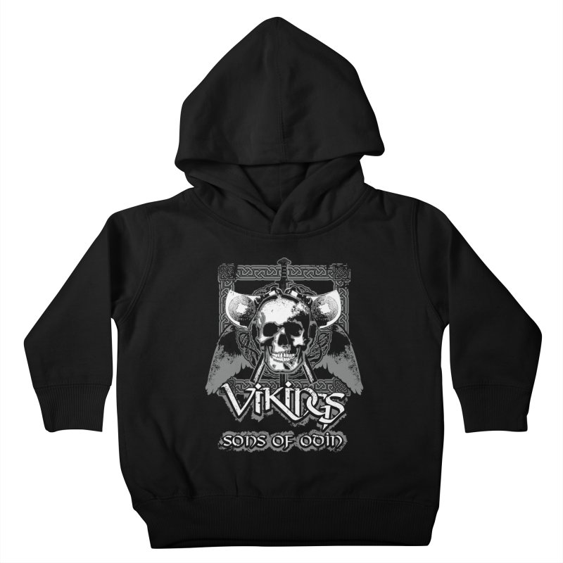 Sons of Odin - Distressed design   by Designs by Quicky