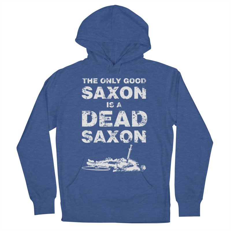 Dead Saxon Women's Pullover Hoody by Designs by Quicky