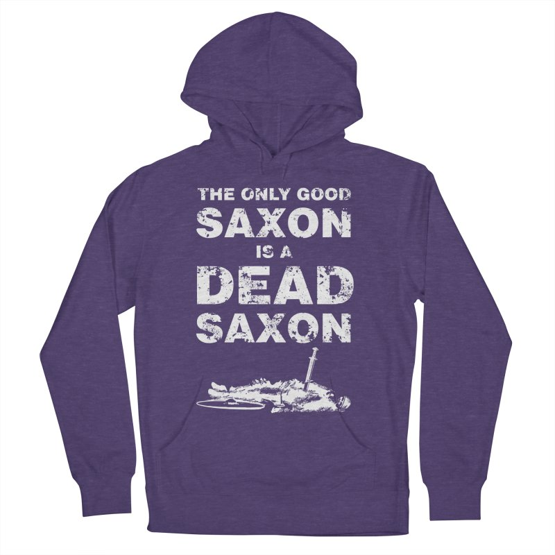 Dead Saxon Men's Pullover Hoody by Designs by Quicky