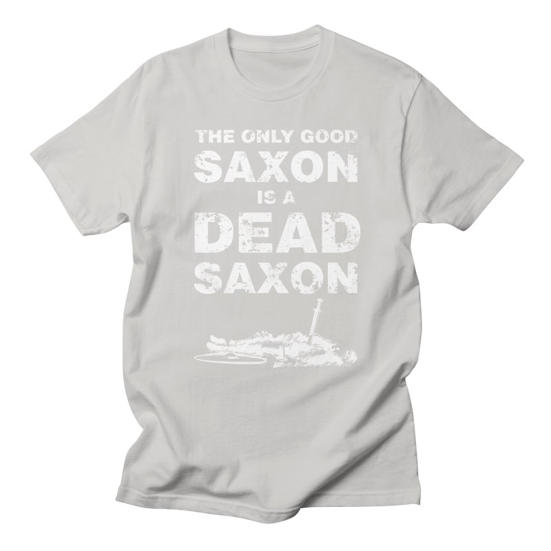 Dead Saxon Men's T-shirt by Designs by Quicky