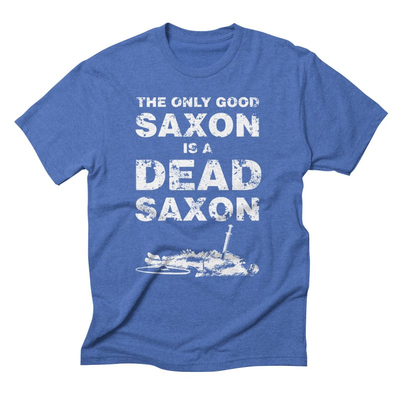 Dead Saxon Men's Triblend T-Shirt by Designs by Quicky