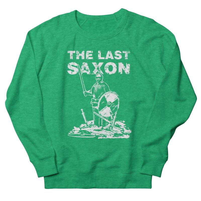 Last Saxon Men's Sweatshirt by Designs by Quicky