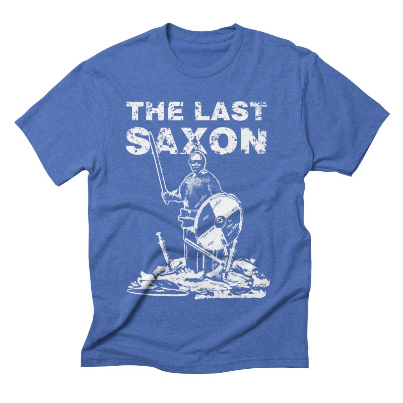 Last Saxon Men's Triblend T-shirt by Designs by Quicky